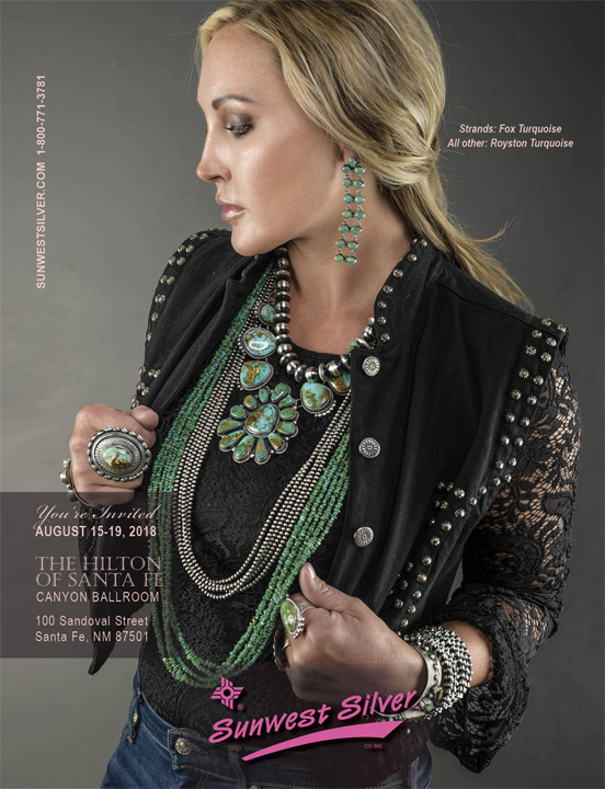 New Mexico Magazine August 2018
