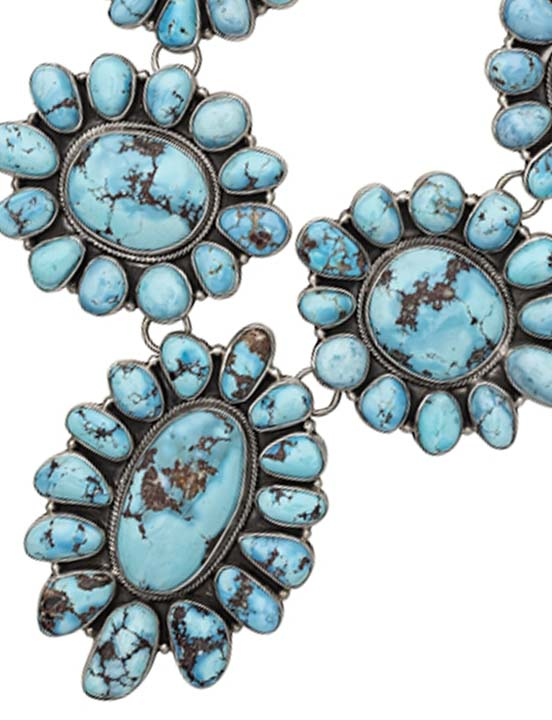 Turquoise & Sterling Silver Jewelry in Santa Fe