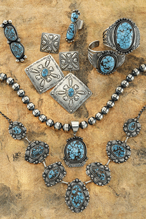 North American Turquoise Jewelry